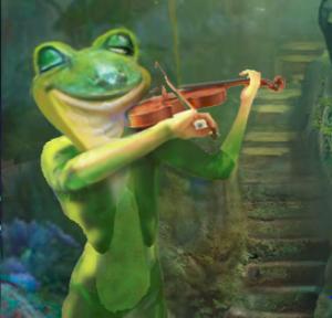 FrogViolin